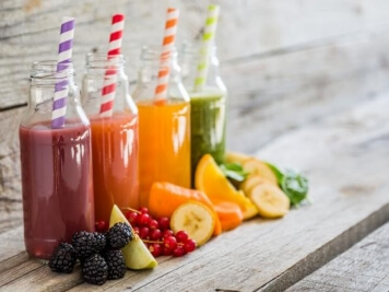 Fruit Juice Concentrates, Powders, Pulps, Purees & Preparations